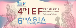 2019 IEF 4th Forum in conjunction with 6th Asia Obesity Walk