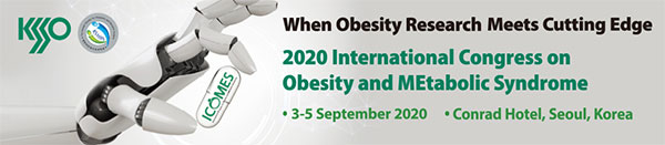 ICOMES 2020 2020 International Congress on Obesity and MEtabolic Syndrome