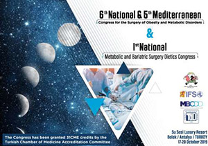 6TH NATIONAL AND 5TH MEDITERRANEAN METABOLIC DISEASES CONGRESS