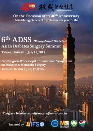 6th ADSS Asian Diabetes Surgery Summit