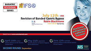 Revision of a Banded Gastric Bypass by Robin Blackstone