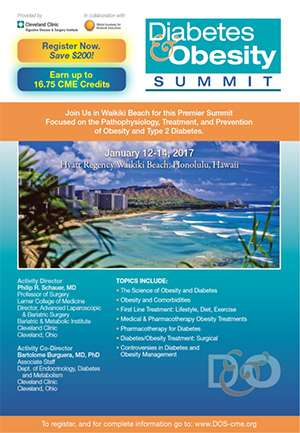 Diabetes and Obesity Summit
