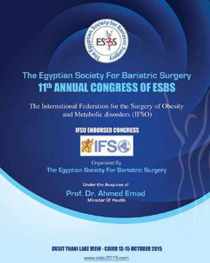 11th annual conference of the Egyptian Society for bariatric surgery