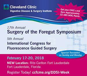 7th Annual Surgery of the Foregut Symposium
