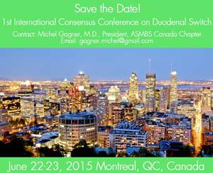 1st International Consensus Conference on Duodenal Switch