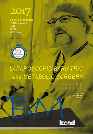 Advanced Coursed Laparoscopic Bariatric and Metabolic Surgery