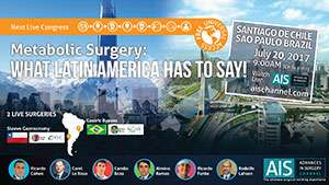 Metabolic Surgery: What Latin America has to say!