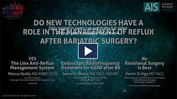 Do new technologies play a role in the management of reflux after bariatric surgery