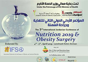 The 2nd International Jordanian Conference of Nutrition