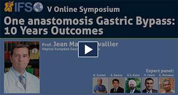 One anastomosis Gastric Bypass. 10 years outcomes