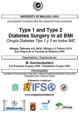 Type 1 and Type 2 Diabetes Surgery in All BMI