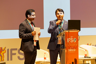 XXIV IFSO WORLD CONGRESS - MADRID 2019