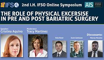 physical exercise in pre and post-bariatric surgery