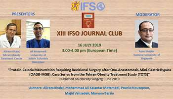 XI IFSO JOURNAL CLUB ONLINE EVENT